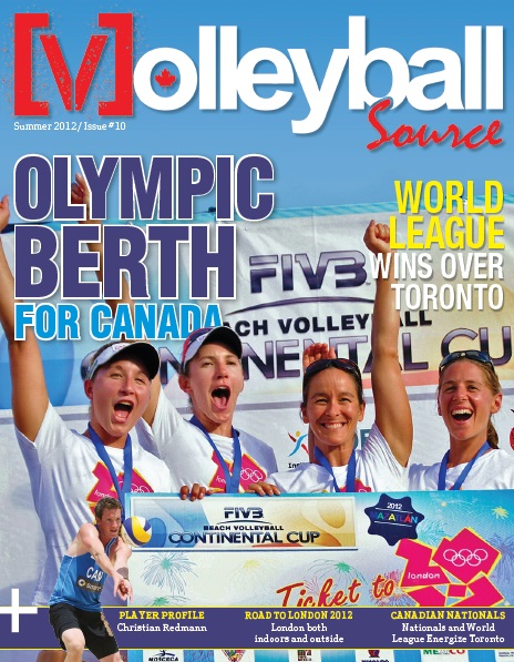 Olympic Hangover - Volleyball Source #10